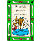 Holiday Treat For You To Eat (Spanish)