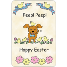 Peep Peep , Happy Easter