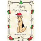 Airedale Terrier, Christmas