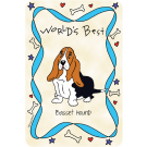 Basset Hound, World's Best