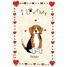 Beagle, I Love My