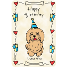 Lhasa Apso, Happy Birthday