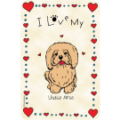 Lhasa Apso, I Love My
