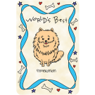 Pomeranian, World's Best