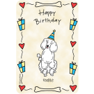 Poodle, Happy Birthday