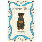 Rottweiler, World's Best