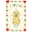 Wheaten, I Love My
