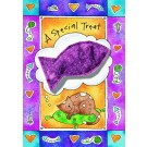 Special Treat for Someone Sweet Catnip Toy Greeting Card