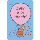 Love is in the Air (Round Balloon)