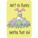 Ain't No Bunny Sweeter Than You