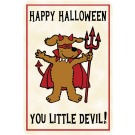 Happy Halloween, You Little Devil
