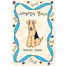 Airedale Terrier, World's Best
