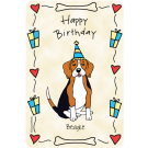 Beagle, Happy Birthday