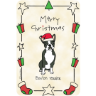 Boston Terrier, Christmas