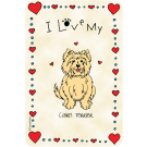 Cairn Terrier, I Love My