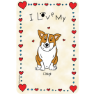 Corgi, I Love My
