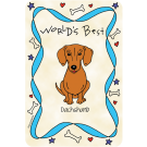 Dachshund, World's Best