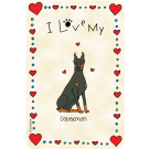 Doberman, I Love My