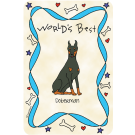 Doberman, World's Best