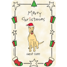 Great Dane, Christmas