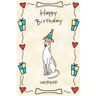 Greyhound, Happy Birthday