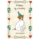 Jack Russell, Happy Birthday