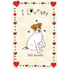 Jack Russell, I Love My