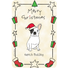 French Bulldog, Christmas