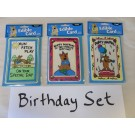 BIRTHDAY COLLECTION  Edible Crunch Cards for Dogs- 20% SAVINGS!